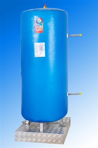 standing heat exchanger