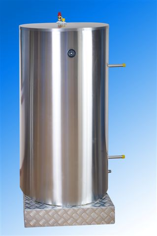 standing heat exchanger ynox